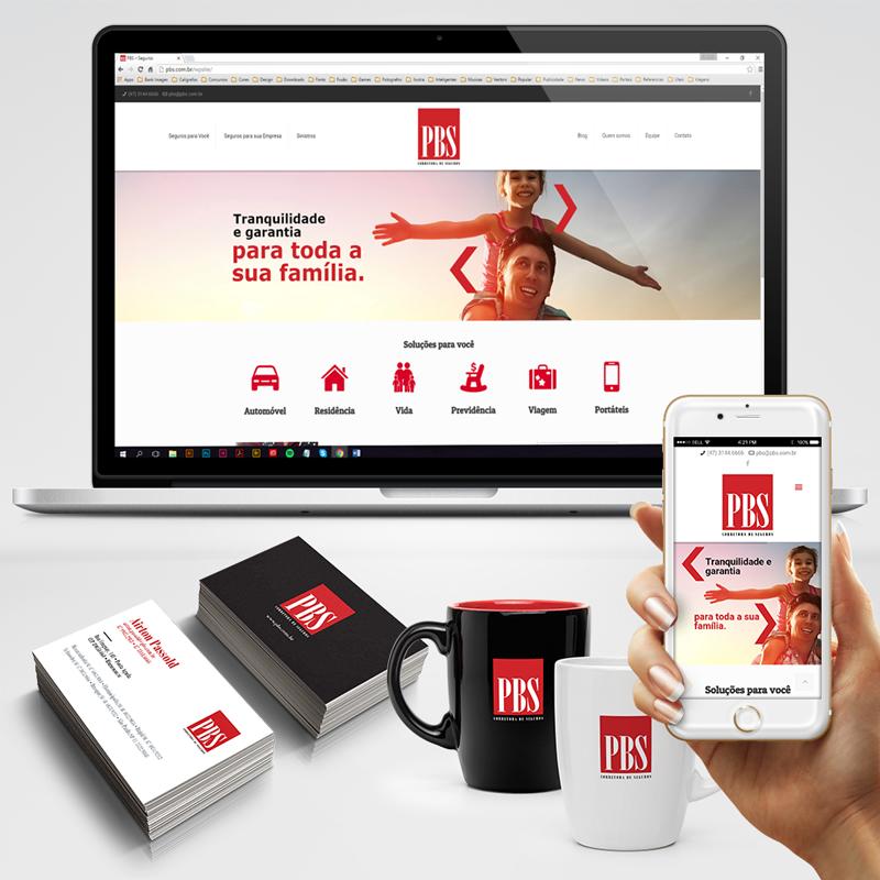 Branding Marketing digital PBS