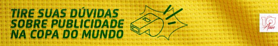 publicidade na Copa