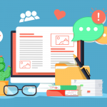 blog é uma oportunidade de negócios