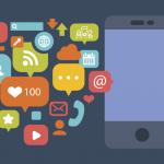 conteúdos de redes sociais